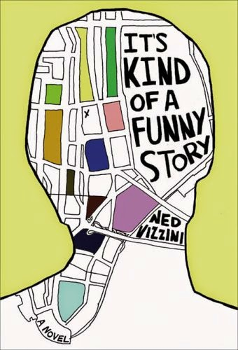 its kind of a funny story book cover
