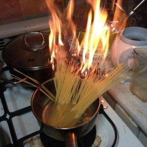 fail cooking