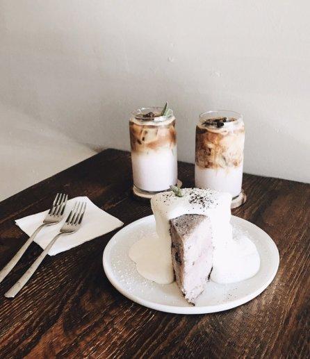 coffee and cake
