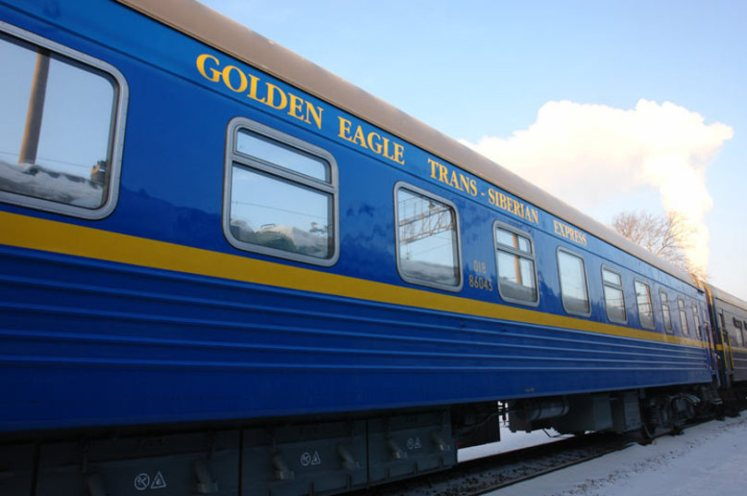 trans siberian railways